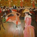 Tanz Moulin Rouge (Lautrec)   €125